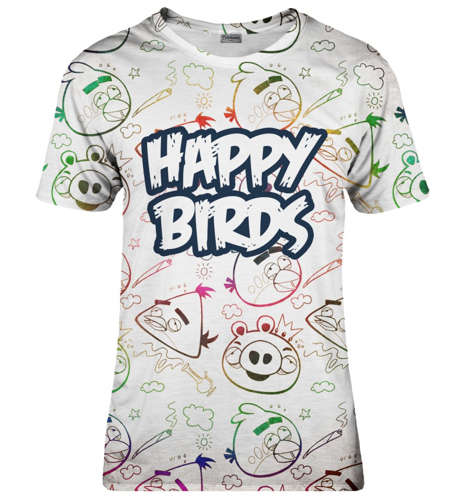 Bittersweet Paris, Happy Birds t-shirt Image $i