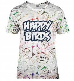 Bittersweet Paris, Happy Birds t-shirt Thumbnail $i
