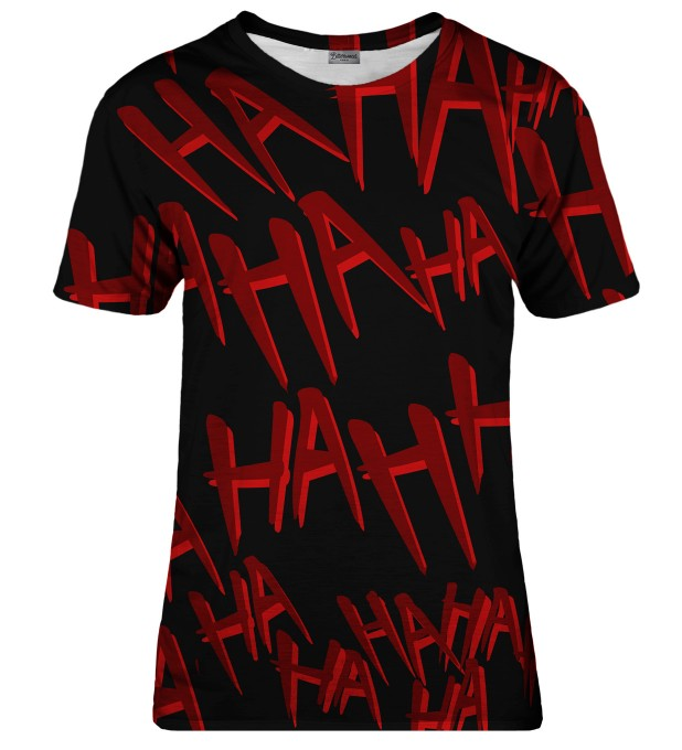 Just Hahaha t-shirt Thumbnail 1