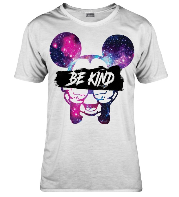 Kind Mickey t-shirt Thumbnail 1