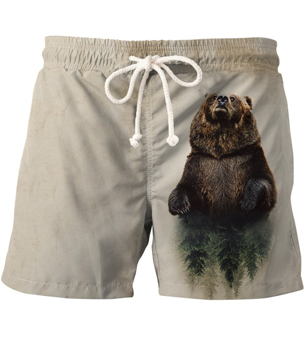 Bear swim shorts Thumbnail 1