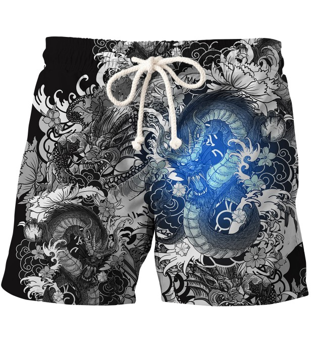 Dragon swim shorts Thumbnail 1