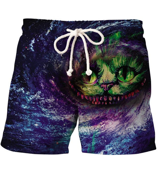 Magic cat swim shorts Thumbnail 1