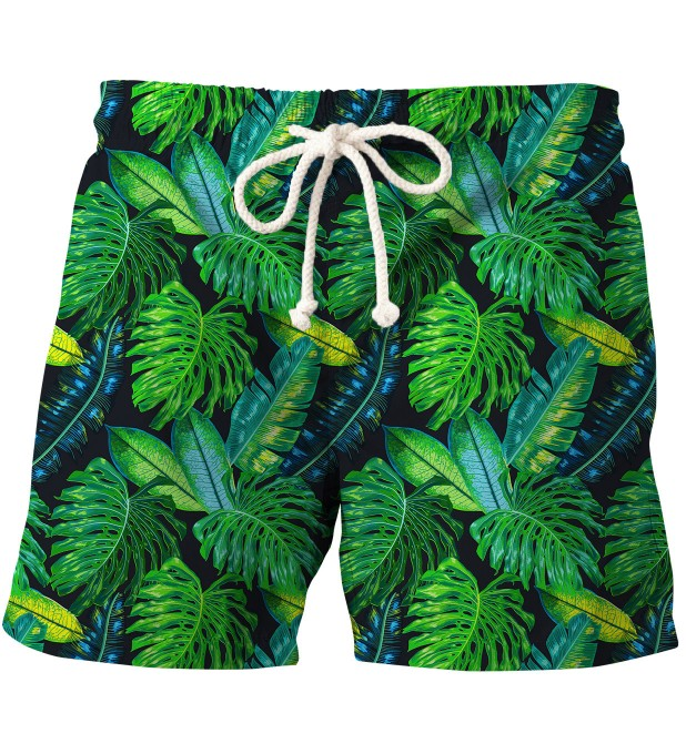 Tropical  swim shorts Thumbnail 1