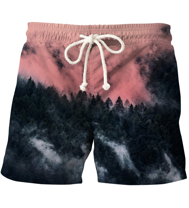 Forest swim shorts Thumbnail 1