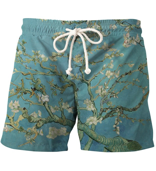 Almond Blossom swim shorts Thumbnail 1