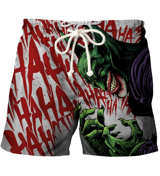 Bat-Joker swim shorts Thumbnail 1