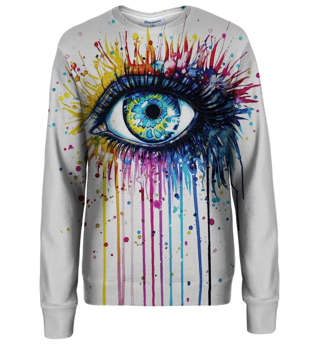 Eye sweatshirt Thumbnail 1