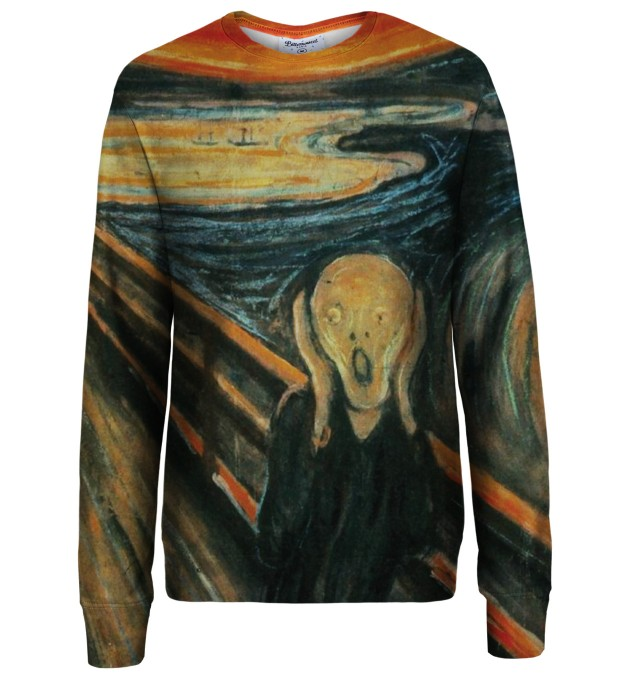 The Scream sweatshirt Thumbnail 1