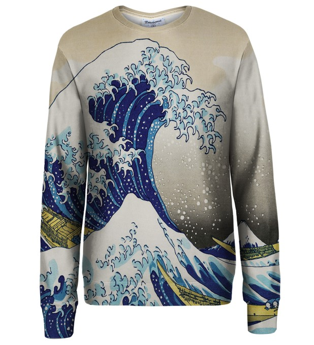 Great Wave sweatshirt Thumbnail 1
