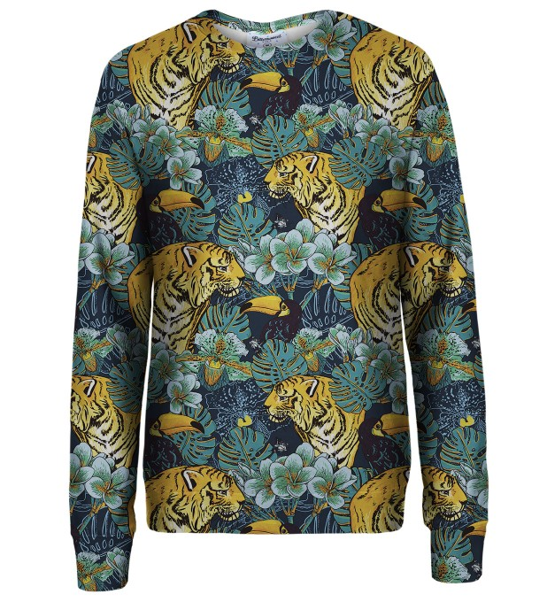 Jungle sweatshirt Thumbnail 1