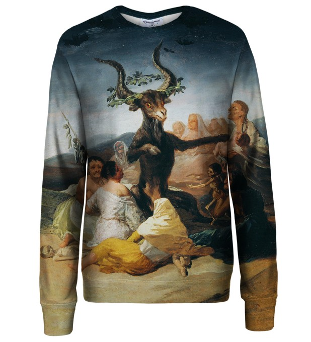 Witches' Sabbath sweatshirt Thumbnail 1