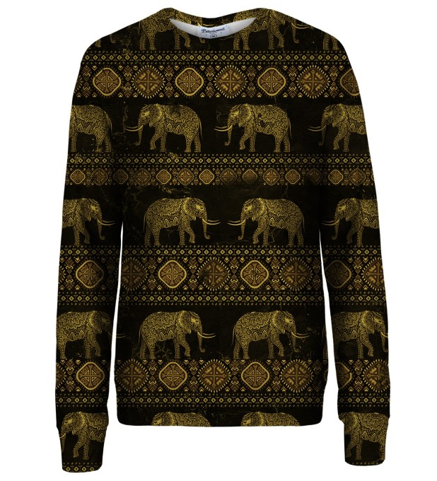 Golden Elephants sweatshirt Thumbnail 1