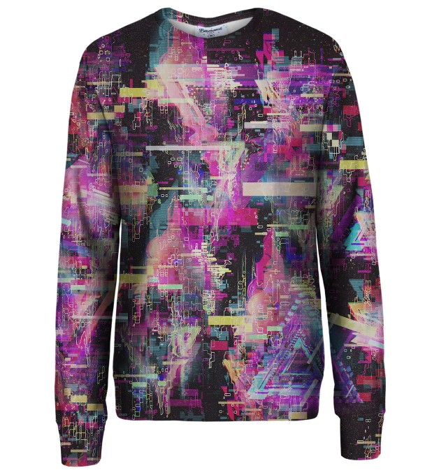 Total Glitch sweatshirt Thumbnail 1