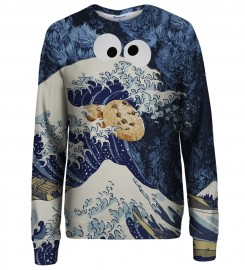 Bittersweet Paris, Wave of Cookies sweatshirt Thumbnail $i