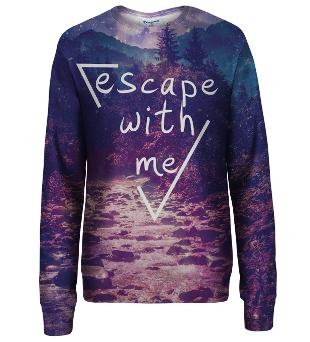 Escape sweatshirt Thumbnail 1