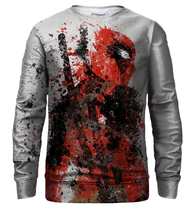 Weapon X sweatshirt Thumbnail 1