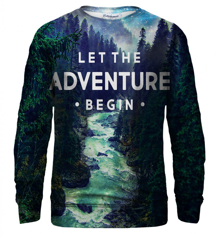 Bittersweet Paris, Adventure sweatshirt Image $i