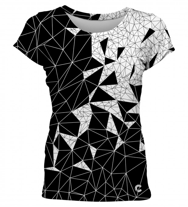 Vector Crush O-Neck T-Shirt Thumbnail 1