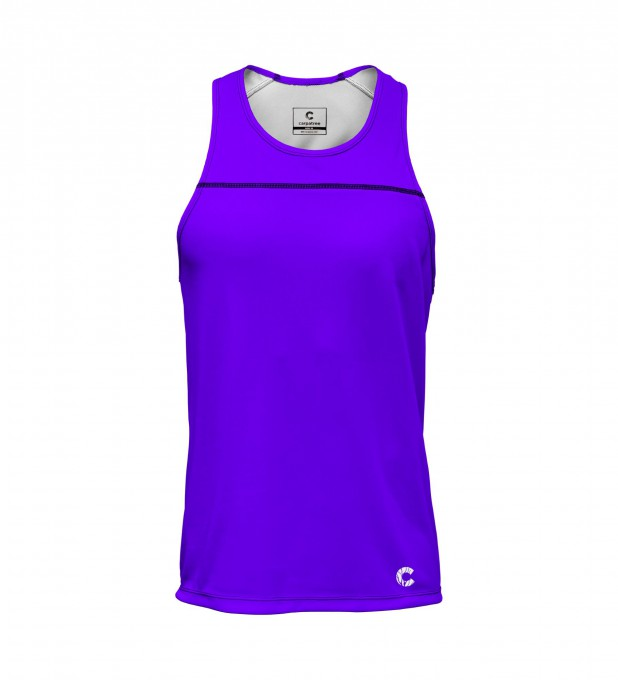 Purple tank-top Thumbnail 1