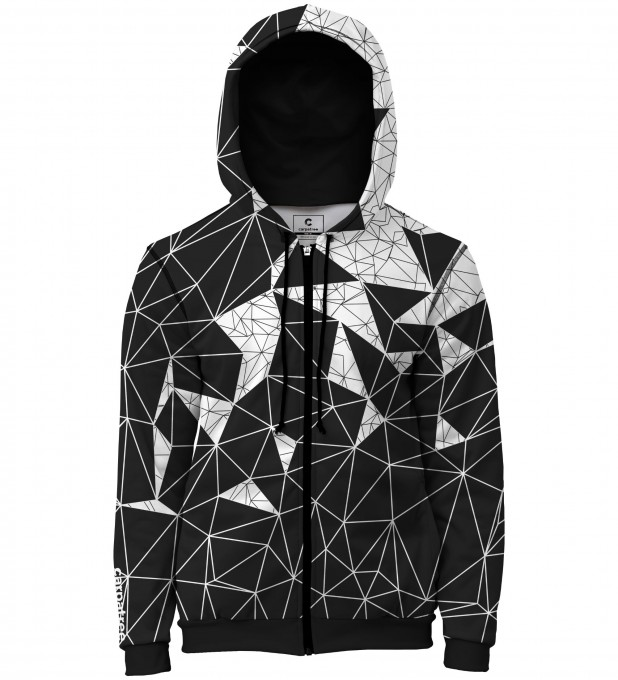 Vector Crush men's casual hoodie Thumbnail 1