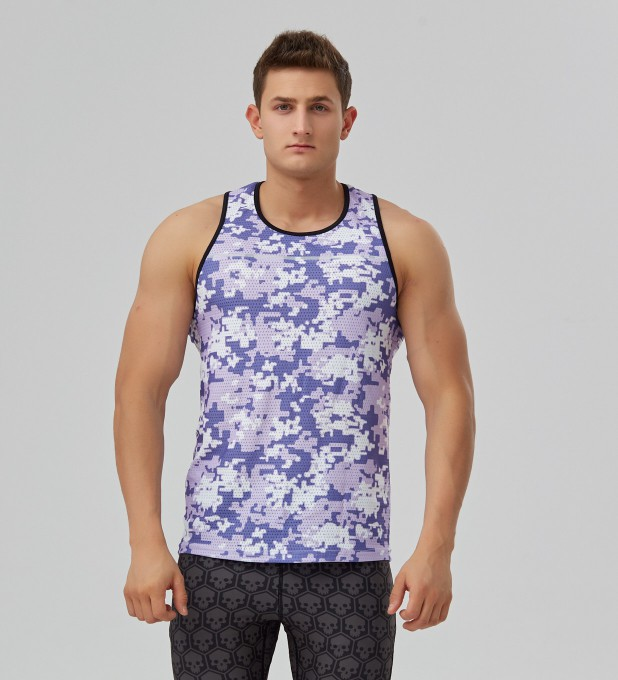 Digital Camo tank-top Thumbnail 1