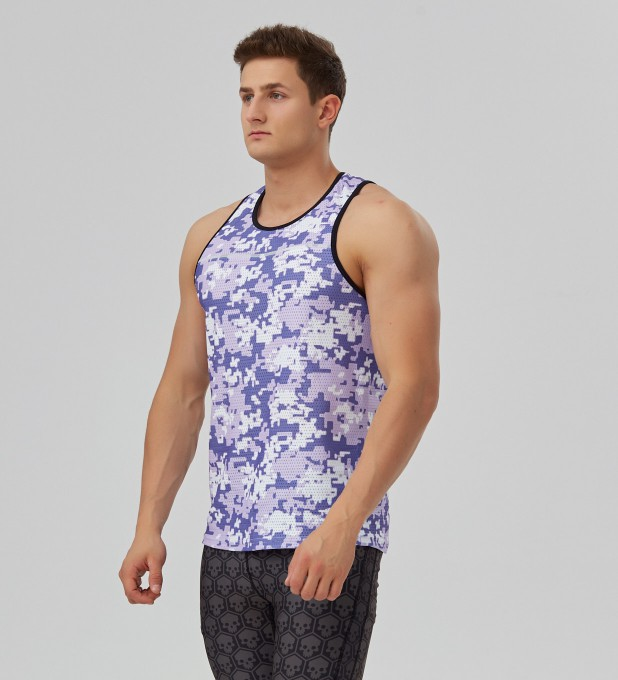 Digital Camo tank-top Thumbnail 2