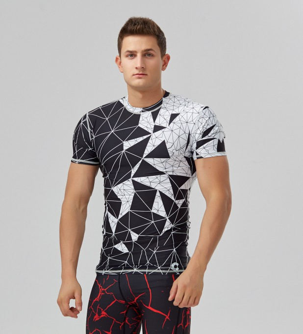 Vector Crush Shortsleeve Rashguard Thumbnail 1