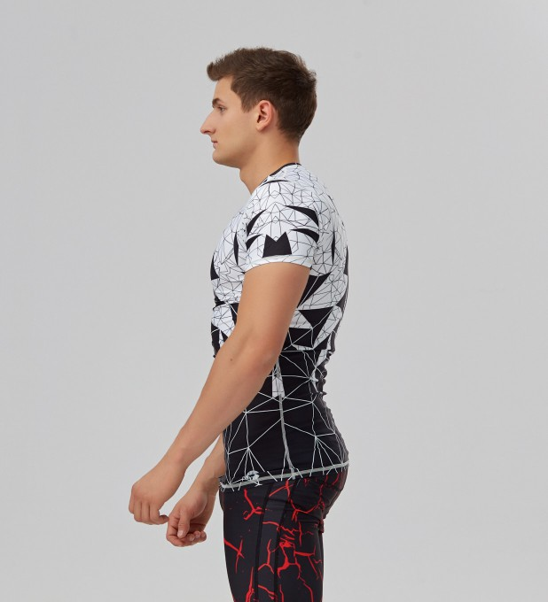 Vector Crush Shortsleeve Rashguard Thumbnail 2