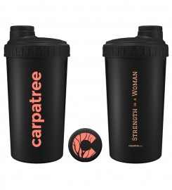 Carpatree, Strenght is a Woman Shaker Thumbnail $i