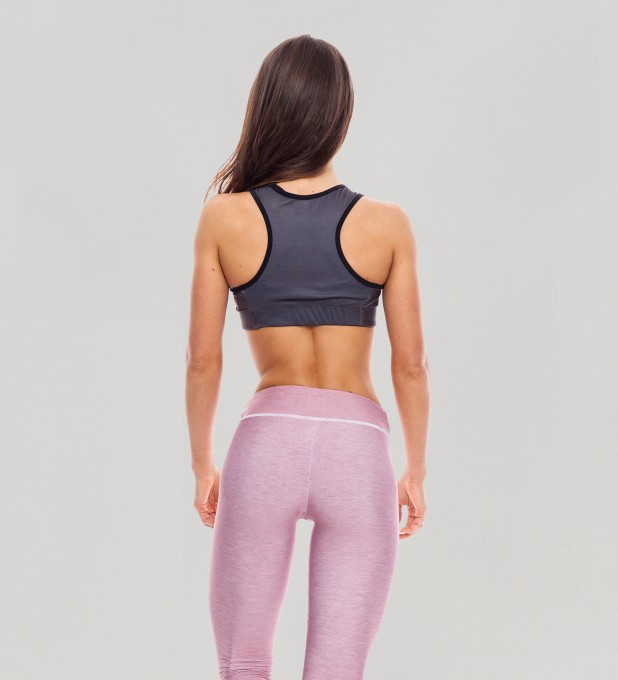 Moonless Ocean Pastel Sports Bra Thumbnail 2