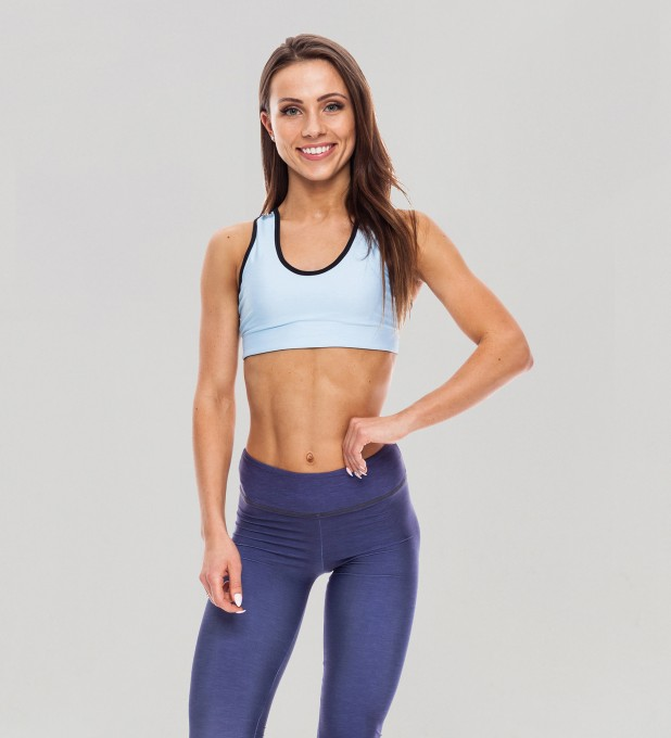 Skylight Pastel Sports Bra Thumbnail 1