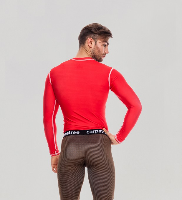 Red is red rashguard Thumbnail 2