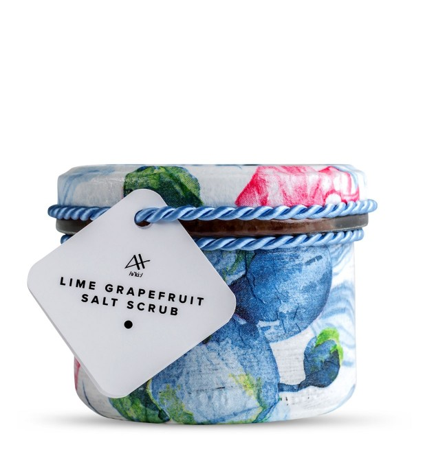 Lime Grapefruit Salt Scrub 200g Thumbnail 1