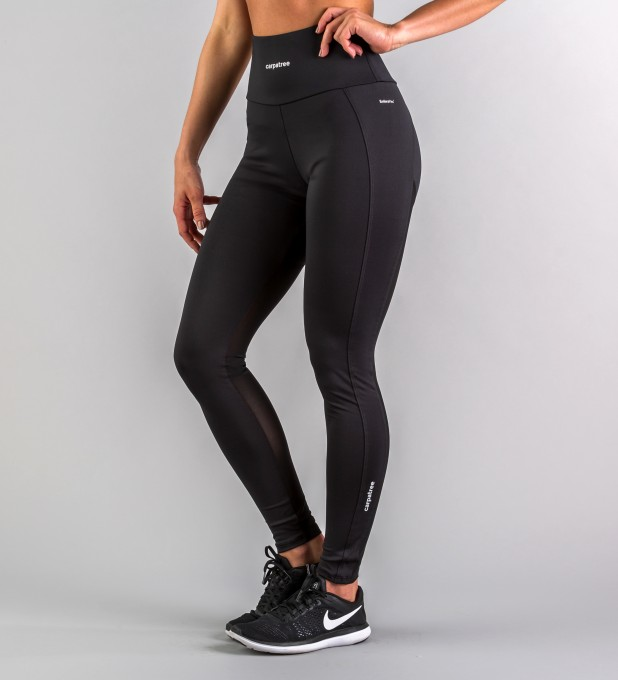 Hyperion Black Tulle Leggings Thumbnail 1