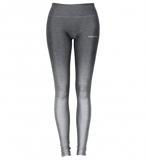 Charcoal Grey Ombre leggings Thumbnail 2