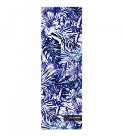Carpatree, Blue Tropical Yoga Mat Thumbnail $i