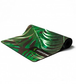 Carpatree, Green Tropical Yoga Mat Thumbnail $i
