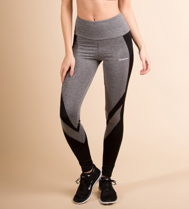 Thermal+ Mesh Pocket Leggings Thumbnail 1