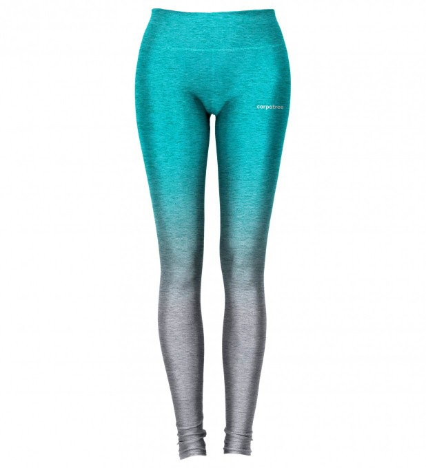 Sea Grey Ombre leggings Thumbnail 2