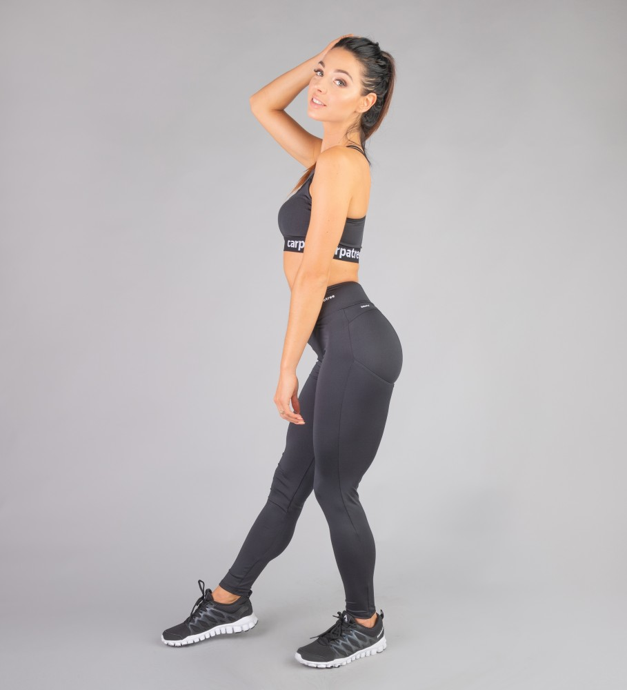 Carpatree, Bubble® Push-Up Leggings  Image $i