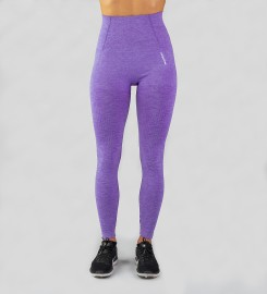 Carpatree, Violet Model One seamless Leggings Thumbnail $i