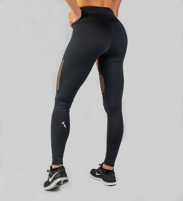 Black Astrid Leggings Thumbnail 2