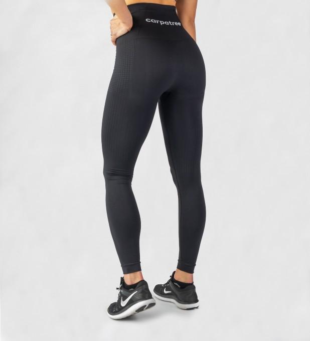 Black Model One seamless Leggings Thumbnail 2