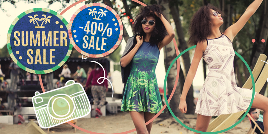Mr.Gugu & Miss Go Spring Sale
