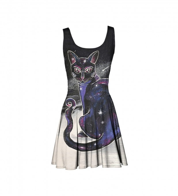 Galactic Cat circle dress аватар 1