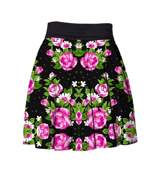 Pink roses circle skirt аватар 1