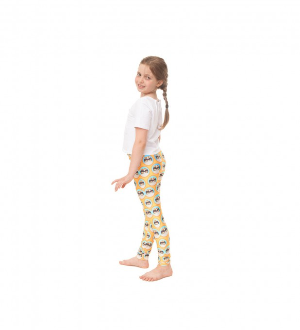 Holiday cats leggings pour enfants Miniature 1