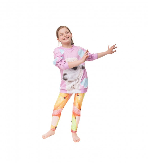 Jellies leggings for kids Thumbnail 1