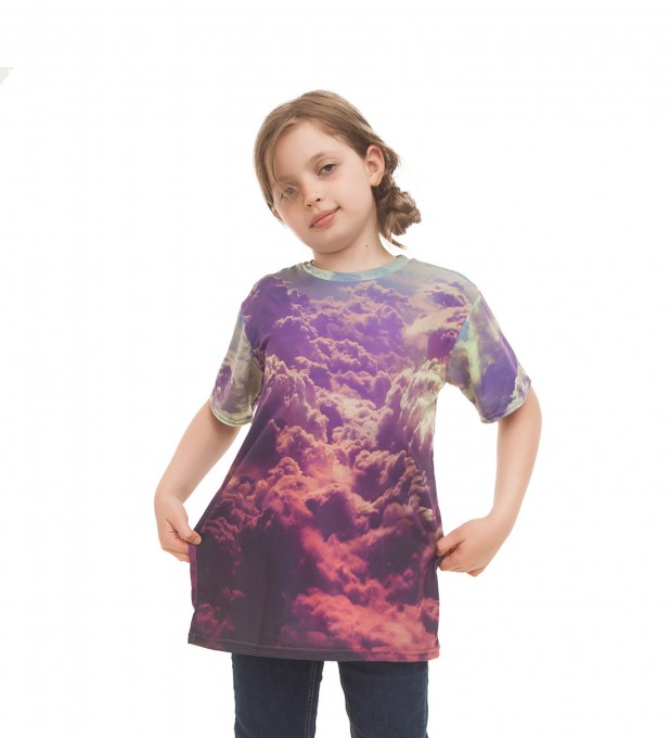 Clouds t-shirt for kids аватар 1